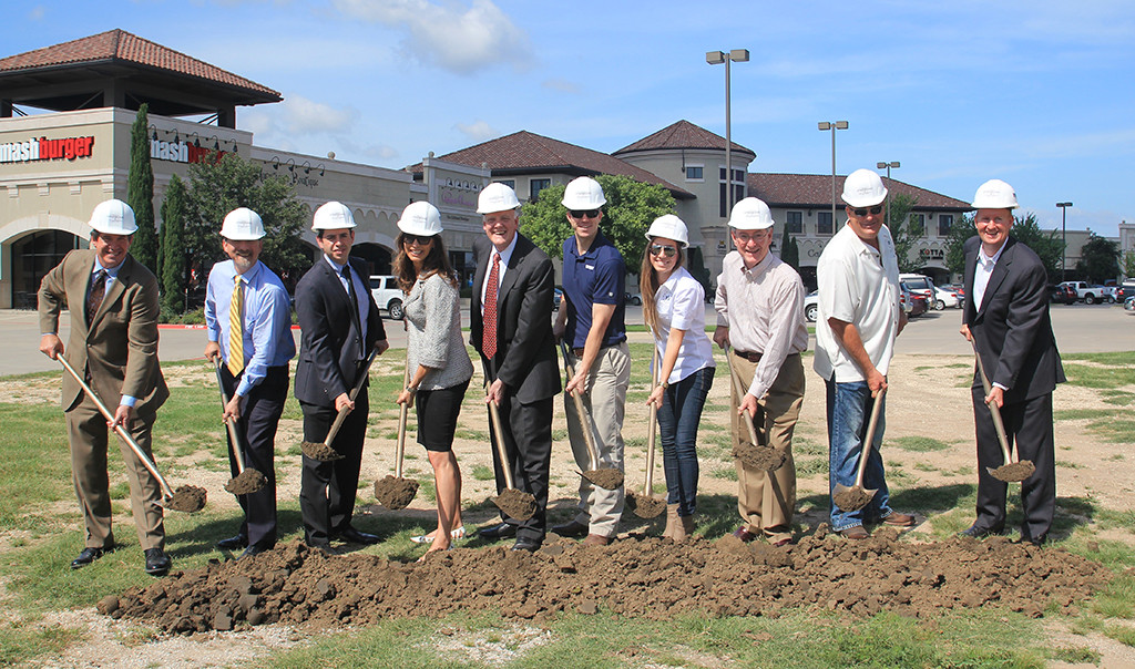 Starwood PIII groundbreaking